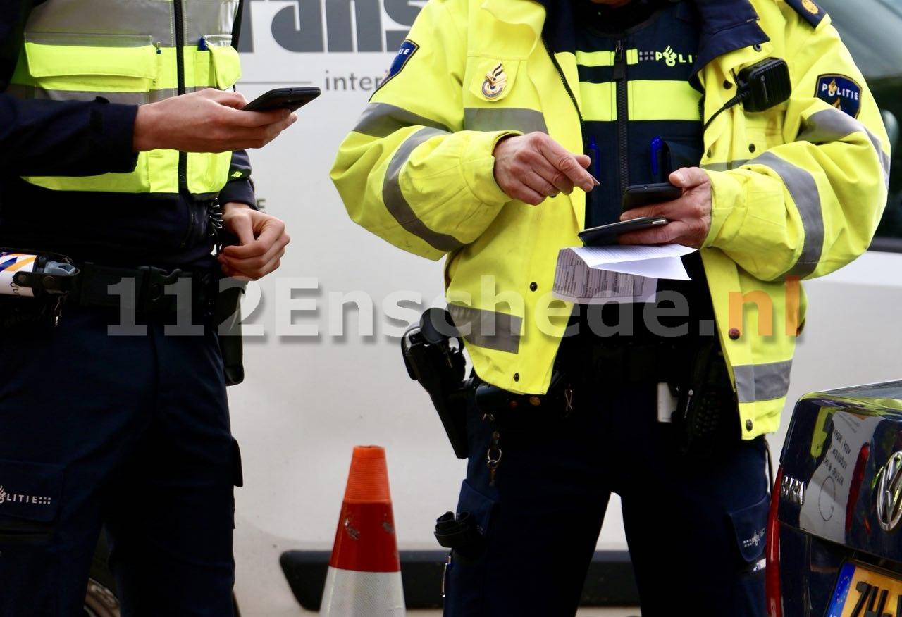Politie waarschuwt voor grenscontroles op vuurwerk