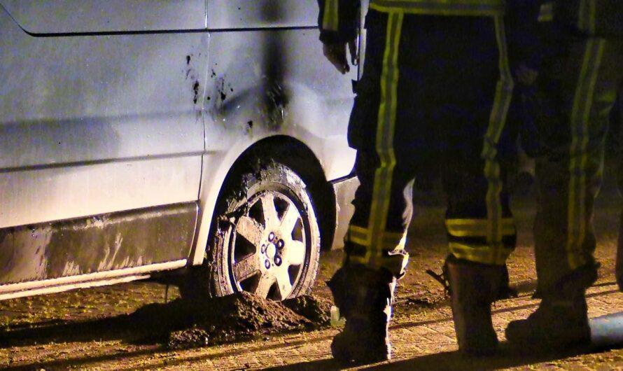 Opnieuw autobrand Deppenbroek