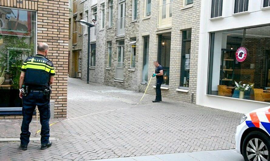 VIDEO: Explosief ontploft in centrum Enschede, meerdere panden schade