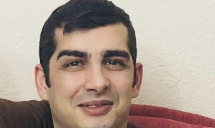 36-jarige Ibrahim Sanverdi uit Enschede sinds 10 dagen vermist